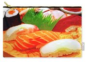 Sushi Plate 1 Carry-all Pouch