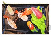 Sushi Plate 2 Carry-all Pouch