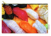 Sushi Plate 4 Carry-all Pouch