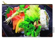 Sushi Plate 5 Carry-all Pouch
