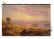 Susquehanna River Carry-all Pouch by Jasper Francis Cropsey