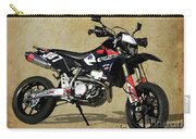 Suzuki Race Motorcycle. 387. Carry-all Pouch