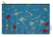 Suzy's Meadow Carry-all Pouch