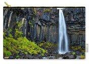 Svartifoss Waterfall - Iceland Carry-all Pouch