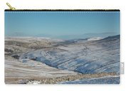 Swaledale In Winter Carry-all Pouch