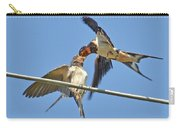Swallow And Cub Carry-all Pouch