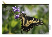 Swallowtail Butterfly 2 Carry-all Pouch