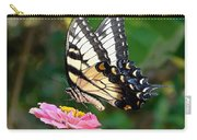Swallowtail Butterfly 3 Carry-all Pouch