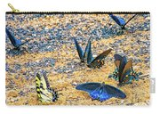 Swallowtail Butterfly Convention Carry-all Pouch