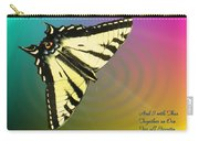 Swallowtail - Come Fly Away With Me Carry-all Pouch
