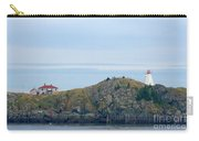 Swallowtail Lighthouse And Keeper Carry-all Pouch