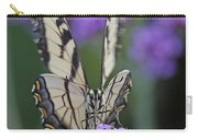 Swallowtail Staredown Carry-all Pouch