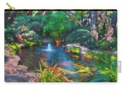 Swamis Garden 2 Carry-all Pouch
