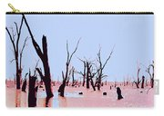 Swamp And Dead Trees Carry-all Pouch