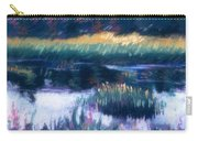 Swamp Flowers Carry-all Pouch