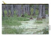 Swamp Garden At Magnolia Plantation And Gardens Carry-all Pouch