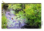 Swamp Plants Carry-all Pouch