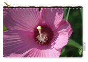 Swamp Rose Mallow Carry-all Pouch