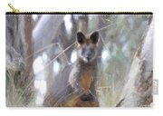 Swamp Wallaby Carry-all Pouch