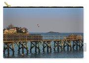 Swampscott Pier Swampscott Ma Carry-all Pouch