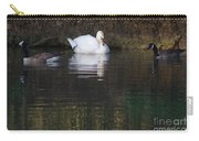 Swan And Geese Carry-all Pouch
