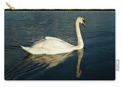 Swan Blasting Away Carry-all Pouch