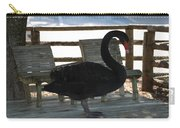 Swan Chairs Carry-all Pouch