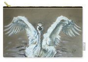 Swan Dance Carry-all Pouch