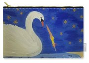 Swan Dive Through Life Carry-all Pouch