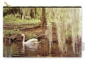 Swan Dreams Carry-all Pouch