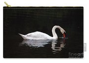 Swan Drinking Carry-all Pouch