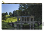 Swan In Prior Park Carry-all Pouch