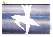 Swan Lake Dance Ballerina Carry-all Pouch