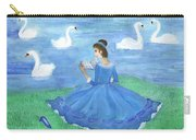 Swan Lake Reader Carry-all Pouch