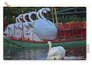 Swan Meeting Up With Some Friends Carry-all Pouch