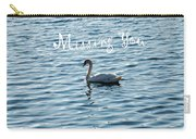 Swan Miss You Carry-all Pouch