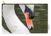 Swan Profile Carry-all Pouch