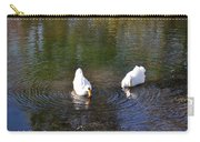 Swan Ripplle  Carry-all Pouch