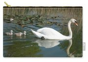 Swan Scenic Carry-all Pouch