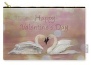 Swan Valentine Carry-all Pouch