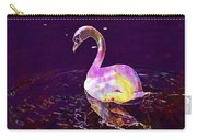 Swan Water Bird Water River  Carry-all Pouch