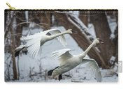 Swans Landing Carry-all Pouch