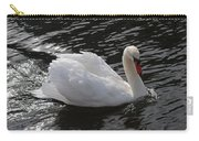 Swans Reflection Carry-all Pouch