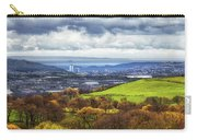 Swansea And Mumbles Carry-all Pouch
