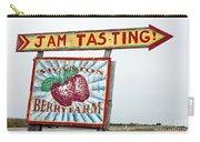 Swanton Berry Farm Davenport Carry-all Pouch