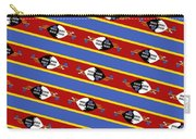 Swaziland Flag 3 Carry-all Pouch
