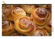 Swedish Cinnamon Rolls Carry-all Pouch