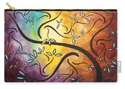 Sweet Blossom By Madart Carry-all Pouch