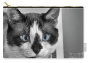 Sweet Blue Eyes Carry-all Pouch