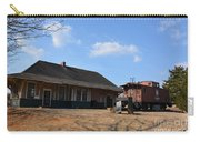 Sweet Briar Train Station Carry-all Pouch